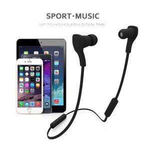 2814f73762e Black - Metal Magnético Bluetooth Auriculares Auricular-8450