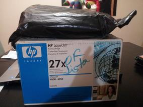 Cartucho De Impresora Hp Laserjet 27x