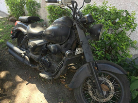 Moto Um Renegade Commando 200 Cc