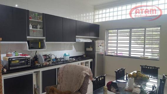 195m2- Sobrado Novo - 4 Dorms/2 Suites/4 Vagas/jd.leonor M. Barros - So0163