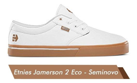 Tênis Etnies Jameson 2 Eco 42 Semi Novo Importado Original