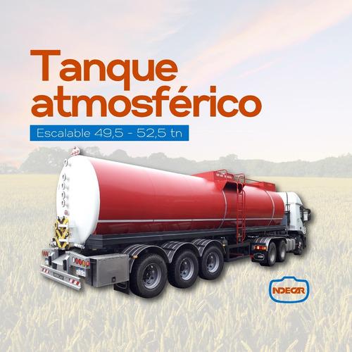 Tanque Atmosférico 33m3 49,5tn