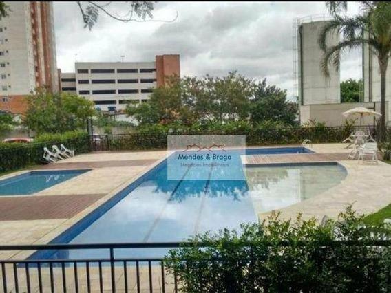 Fatto Sport Faria Lima Apartamento Com 2 Dormitórios À Venda, 44 M² Por R$ 206.799 - Cocaia - Guarulhos/sp - Ap2034