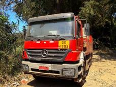Mercedes 2831 6x4 Ano 2010/2011 Comboio Lubrificação Gascom