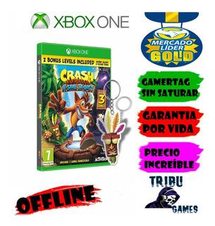 Crash Bandicoo N. Sane Trilogy Xbox One