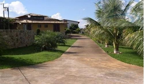 Venda Casa De Campo Em Condomínio Bragança Paulista  Brasil - Ca0587