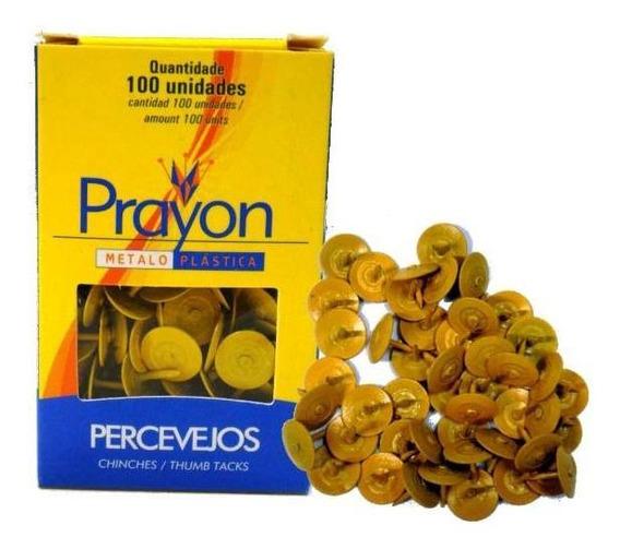 Tachas Percevejos Prayon 1200 Unidades