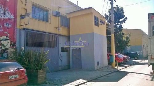 Galpão Para Alugar, 1542 M² Por R$ 35.000,00 - Chácara Santo Antônio - São Paulo/sp - Ga0010