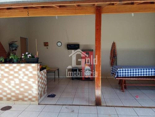 Casa Com 4 Dormitórios À Venda, 250 M² Por R$ 320.000,00 - Jardim Amélia - Serrana/sp - Ca1932