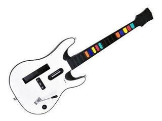 Guitarra Ps2 Con Cable - 10 Botones - Haisgame