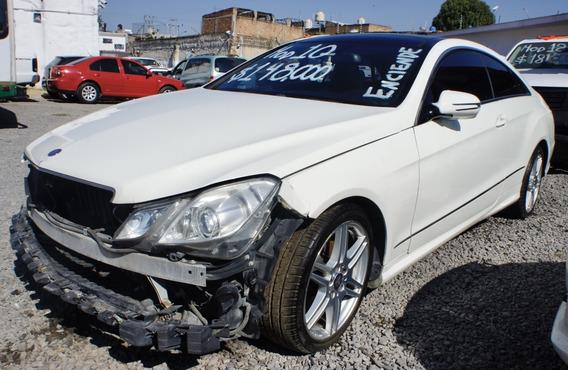 Mercedes Benz E 350 Coupe 2010