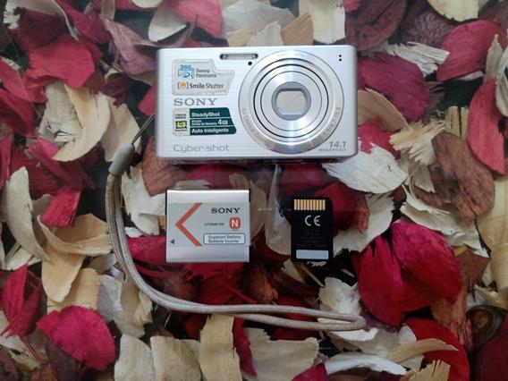 Camera Digital Sony Cyber-shot Dsc-w610 14.1 Mega Pixels