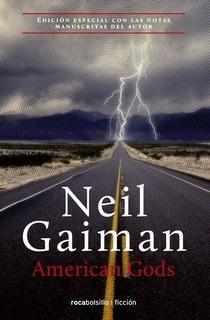 American Gods - Gaiman, Neil