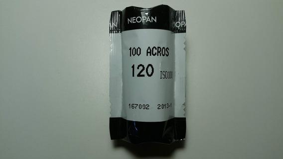 Filme 120 Fujifilm Neopan Iso 100 Acros - Vencido
