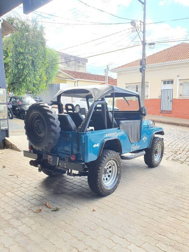 Willys Jeep 2.6 6 Cilindros 12v Gasolina 2p Manual