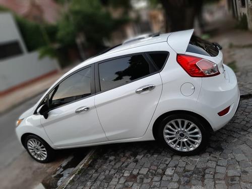 Ford Fiesta Se Plus 1.6 Kinetic 5ptas Mexicano