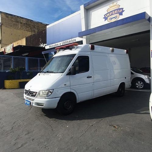 Mercedes Benz - Sprinter Uti Ambulância 311