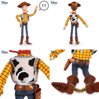 Toy Story Vaquero Woody Con Sonidos Original Disney, Woody.