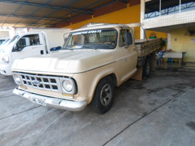 Chevrolet D-10 81 Carroceria