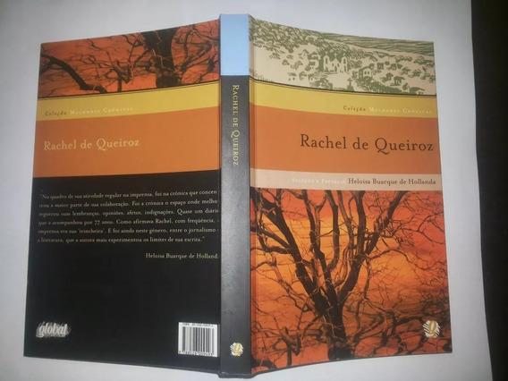 Livro Coleção Melhores Crônicas Rachel Queiroz Pref Heloisa
