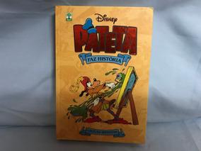 Gibi Disney Pateta Faz História Coleção Definitiva Volume 1
