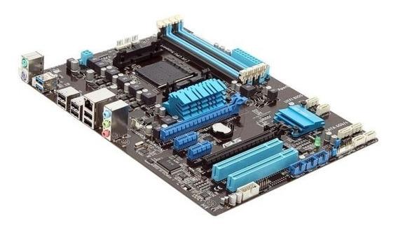 Placa Mãe Ddr3 Asus Amd Am3+, Mod. M5a97 Le R2.0 + Mousepad