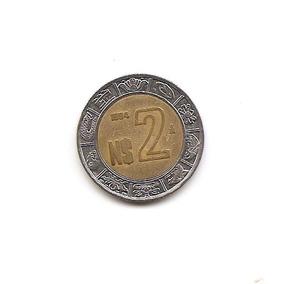 Moneda De 2 Nuevos Pesos 1994