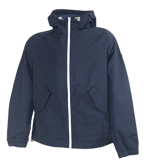 Chamarra Timberland Impermeable Dryvent Hombre Azul Grande
