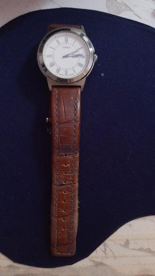 Relógio Marca Timex Masculino Pulso Antigo Funcionando