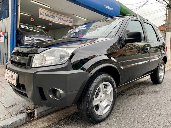 Ford Ecosport Xl 1.6 2008/2009 Flex 4p Manual
