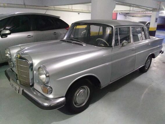 Mercedes 230 Toda Original Ano 1967