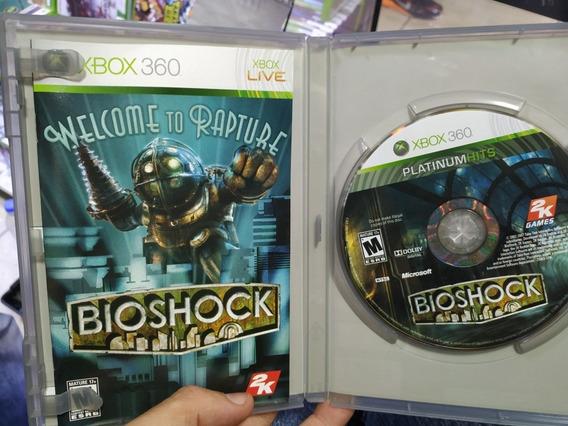 Bioshock Hits Xbox 360 Semi Novo Mídia Física Original Zerad