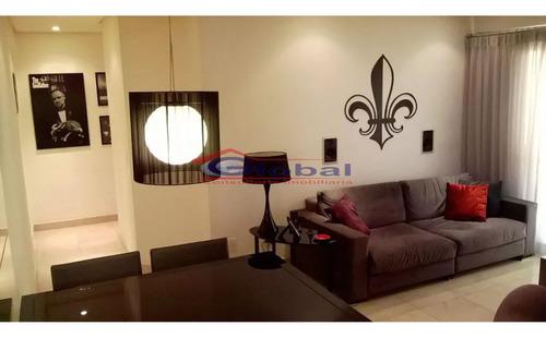 Venda Apartamento - J. Bela Vista - Santo André  - Gl38540