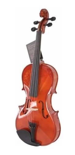 Imagem 1 de 1 de Viola De Arco  4/4 Jahnke Envernizado Maple Jvo001 Zerada