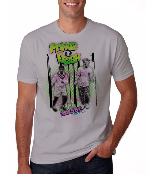 Camiseta Camisa Maluco No Pedaço Will Smith Fresh Prince