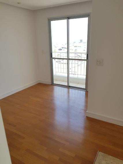 Apartamento Para Locação, 2 Dormitorios, 1 Vaga De Garagem, Pronto Para Morar - Ap05373 - 34005067