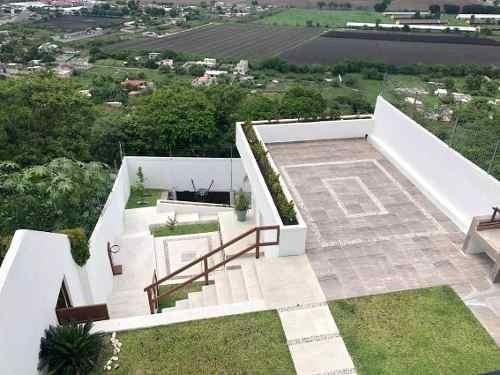 Residencia En Fracc. Lomas Del Real, Yautepec