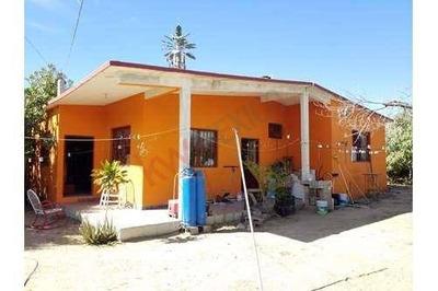 Excelente Oportunidad Casa Con Amplio Terreno, Por Debajo Del Precio De La Zona
