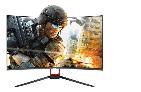 Monitor Pc Gamer Sentey 27 Pulg Full Hd 165hz Ms-2711 Curvo