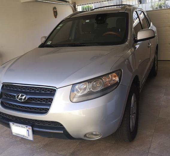 Venta De Hiunday Santa Fe 2008, 4x4 Diesel