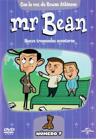 Mr Bean 9 Nueve Tremendas Aventuras Numero 7 Siete Dvd