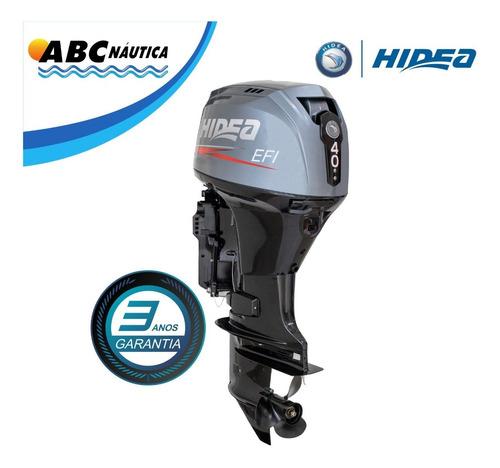 Motor De Popa 40hp 4t Hidea Pronta Entrega