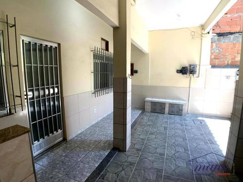 Casa Com 3 Dormitórios À Venda, 120 M² Por R$ 320.000,00 - Vila São Luís - Duque De Caxias/rj - Ca0390