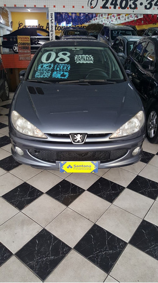 Peugeot/206 1.4 Presen Fx 8v 4p Completo