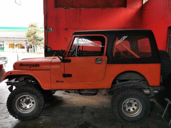 Jeep Cj7 Renegado