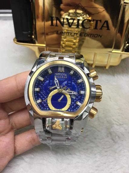Relógio Invicta Bolt Azul