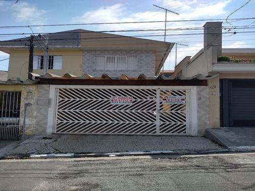 Sobrado, Jd. Santo Antonio , Osasco, 3 Dorm, 2 Vagas - 6493