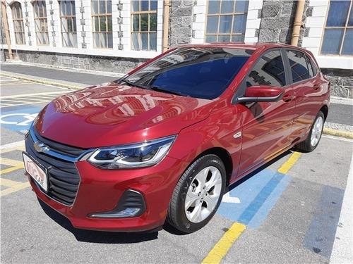 Imagem 1 de 11 de Chevrolet Onix 1.0 Turbo Flex Premier Automático