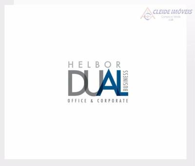 Sala Comercial Helbor Dual Business Office - Codigo: Sa0052 - Sa0052