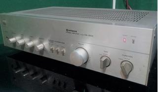 Amplificador Hitachi Ha2500 + Cajas Ken Brown 3 Vías